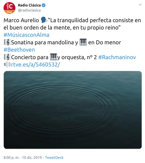 Musica y Filosofia - Marco Aurelio