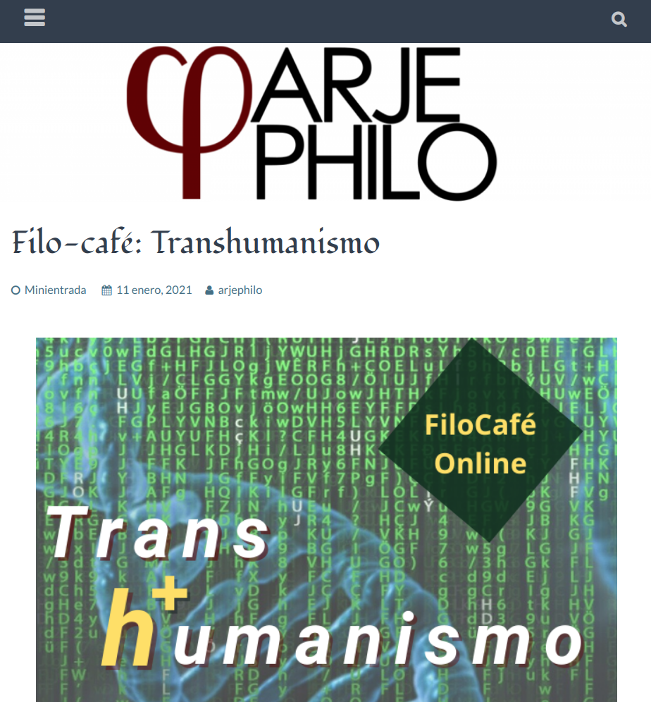 filo-cafe transhumanismo